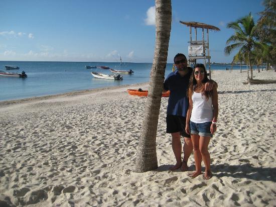 Real Playa del Carmen: spiaggia