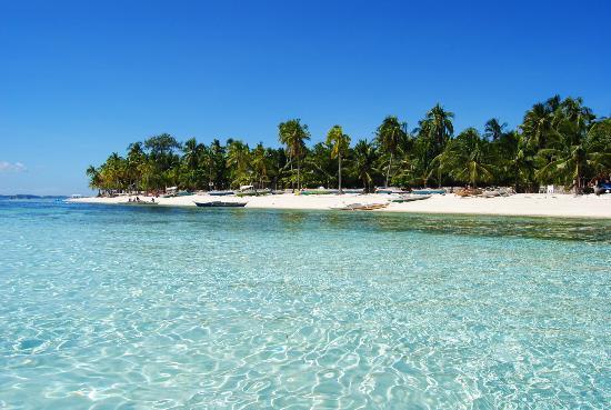 Moonlight Resort : Bounty beach