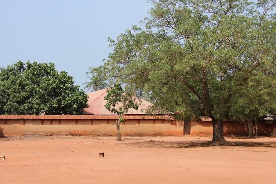 Royal Palaces of Abomey: Palace Walls
