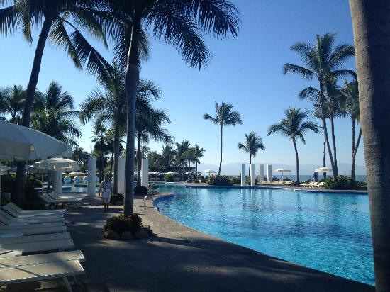 The Grand Mayan Nuevo Vallarta: pools