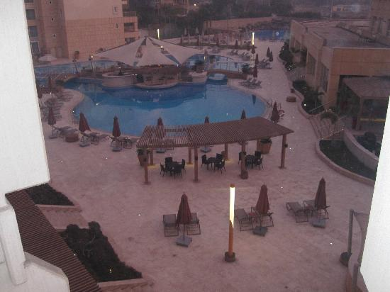 Le Meridien Pyramids Hotel & Spa: From my room