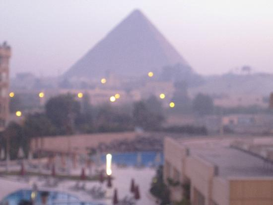 Le Meridien Pyramids Hotel & Spa: From my room 2