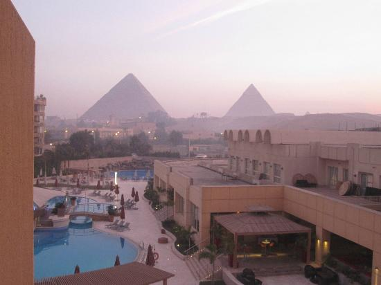 Le Meridien Pyramids Hotel & Spa: From my room 3