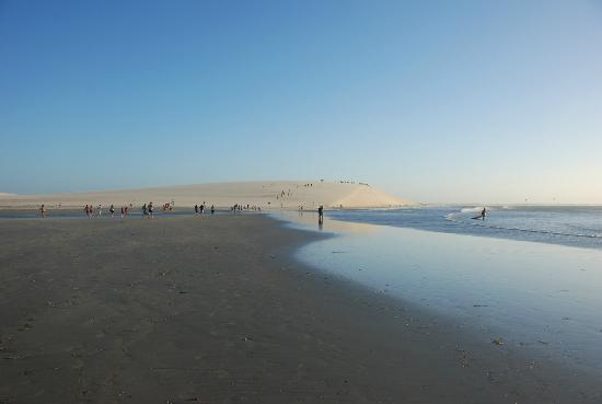 Jericoacoara Beach : Spiaggia e Duna Por do Sol