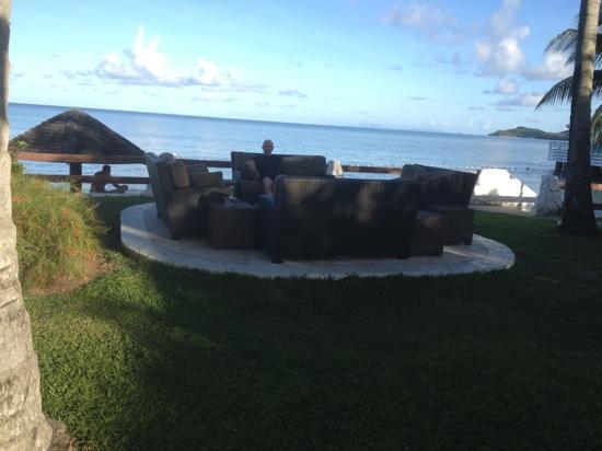 Sandals Halcyon Beach Resort: Halcyon Dec