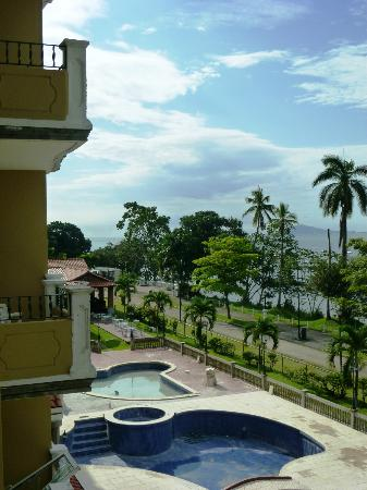 Country Inn & Suites By Carlson, Panama Canal, Panama : View from room