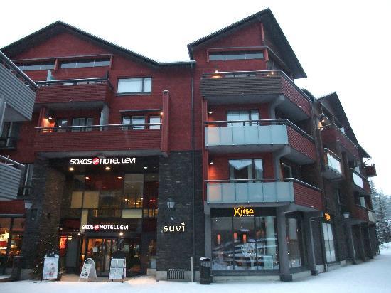 The Main Sokos Hotel Building Picture Of Break Sokos