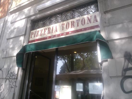 Ristorante pizzeria tortona in milano con cucina italiana for Tortona milano