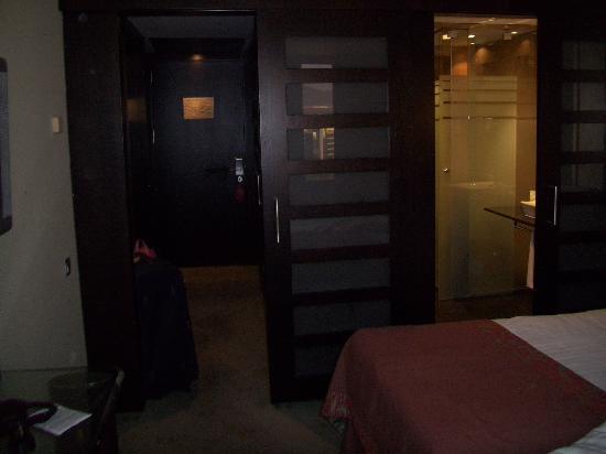 Melia Barcelona Sarria: Inside Room