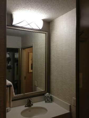 Courtyard by Marriott Savannah Historic District: Vanity