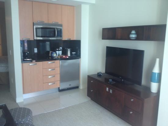 Hilton Fort Lauderdale Beach Resort: habitaciones