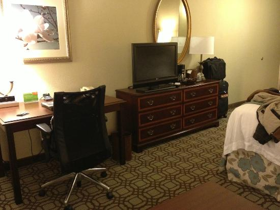 Courtyard by Marriott Savannah Historic District: Work Area
