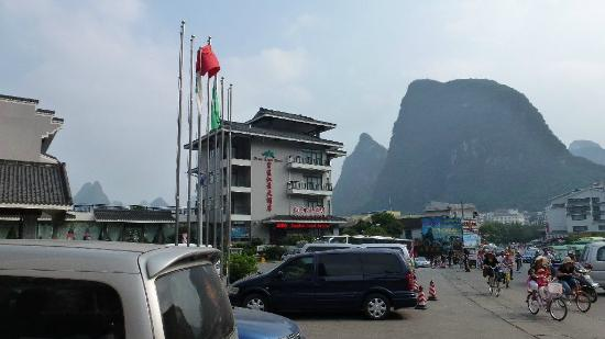 Green Lotus Hotel - Street View