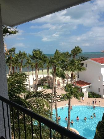 The Royal Cancun All Suites Resort: 4th floor,