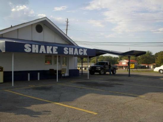 Shake Shack: the shak
