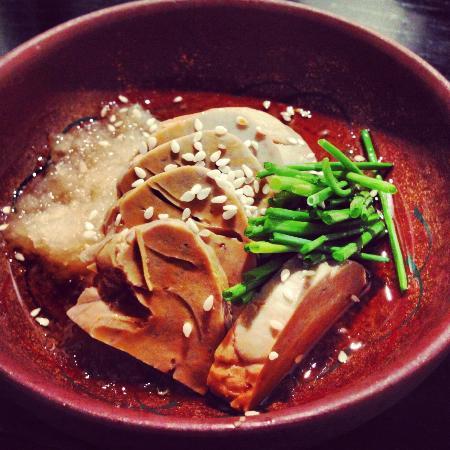 Hasekura: Ankimo...Foie gras di mare