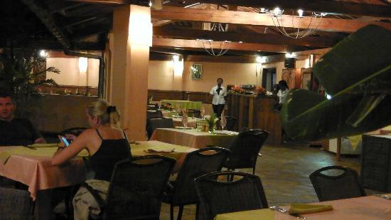 Restaurant de La Palmeraie : Restaurant