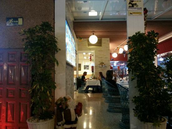 Restaurante Miramar Yumbo : La barra