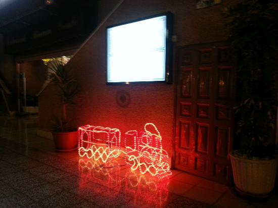 Restaurante Miramar Yumbo : Era Navidad