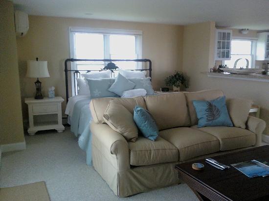Ocean View Motel: Luxury Suite