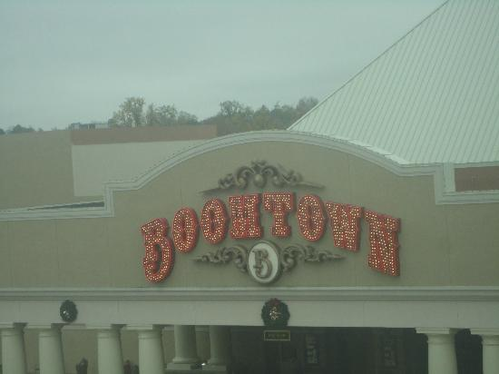 Boomtown Hotel Casino: Casino Entrance