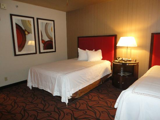 Boomtown Hotel Casino: Standard bed