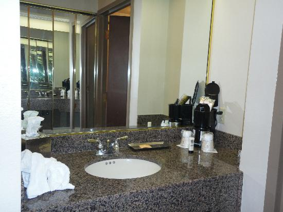 Boomtown Hotel Casino: Bathroom