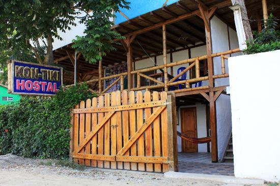 Kon - Tiki Hostal