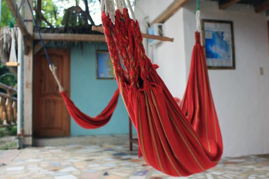 Kon - Tiki Hostal: Cuarta área social.