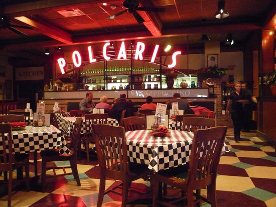 Polcari's Restaurant: Another Interior Photograph