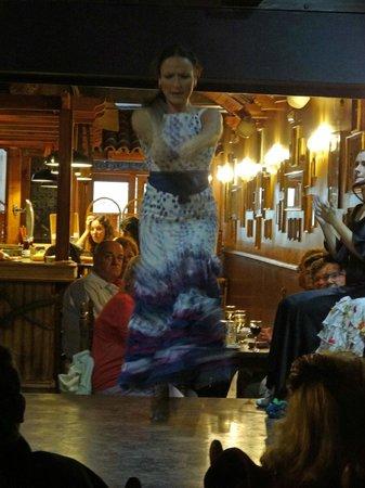 La Cava Taberna Flamenca: Flamenco à Cadiz