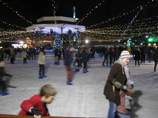 Hyde Park: Winter Wonderland