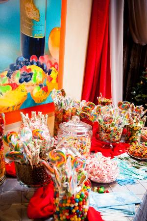 Bishop's Lodge Resort & Spa: Candy Station