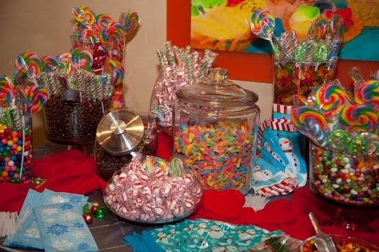 Bishop's Lodge Resort & Spa: Candy