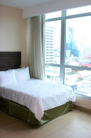 Clarion Victoria Hotel and Suites Panama : Very good located