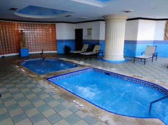 Hotel Riu Palace Las Americas: Riu Palace Las Americas-jacuzzi