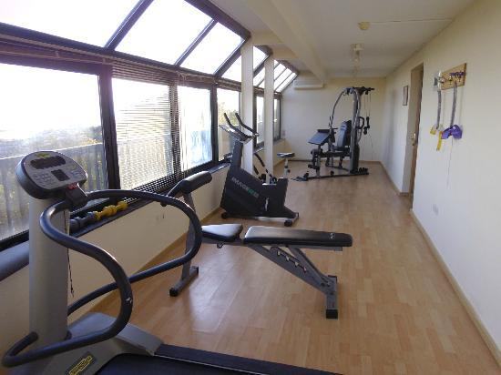 Agia Triada, Grecia: Gym