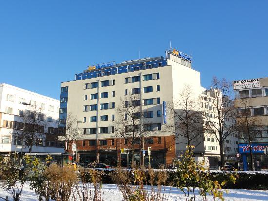 Hotel Suite Novotel Berlin City Potsdamer Platz