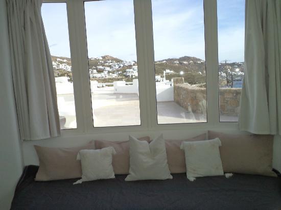 Rocabella Mykonos Art Hotel & SPA: Suite