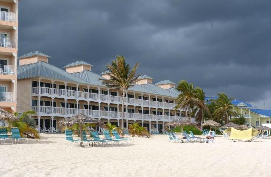 Morritts Tortuga Club and Resort: View of our waterfront building