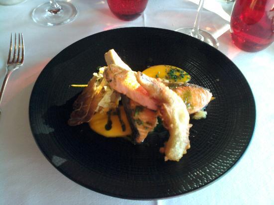 Restaurant La Matelote : Plat