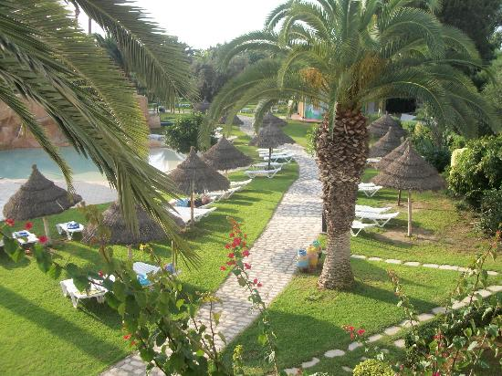 SENTIDO Phenicia: View from room 6004
