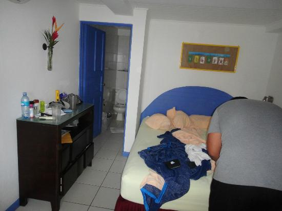 Hotel Villa Roca: room #4
