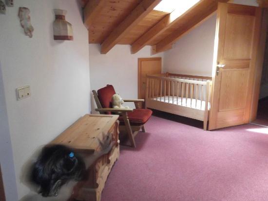 Hotel Gutenberg: atrio appartamento