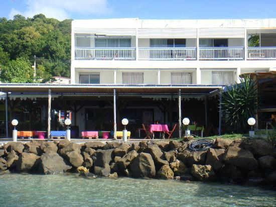 La Dunette: View of the restaurant