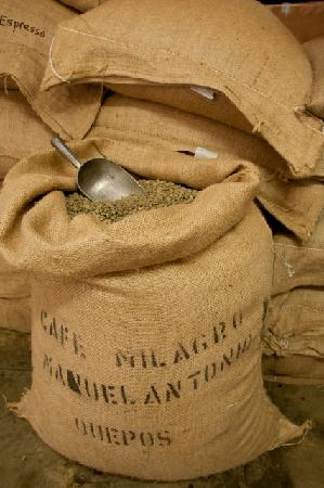 Cafe Milagro Coffee Roasters