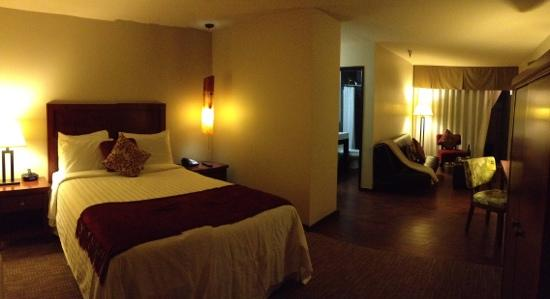 Aqua Soleil Hotel & Mineral Water Spa: the soleil suite #123