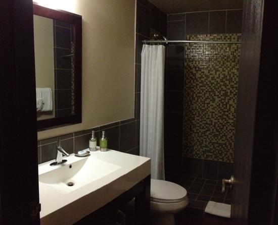 Aqua Soleil Hotel & Mineral Water Spa: soleil suite bath