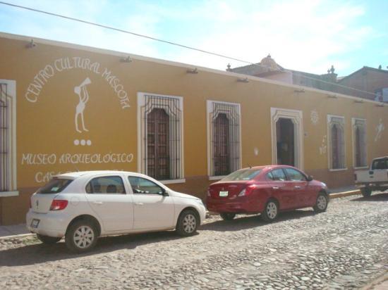 Mascota, Mexico: museo arqueologico