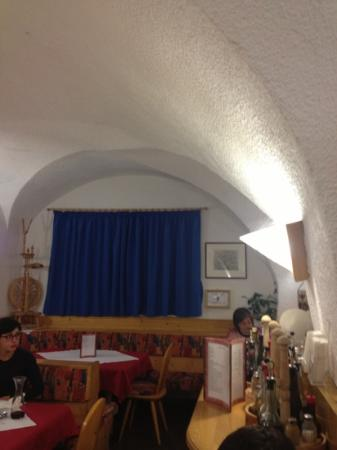 Caffe Sabine: angolo interno del café sabine